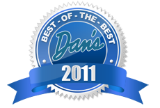 Line Home Improvement is rated Dan's Paper Best of the Best 2011